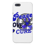 Peace Love Cure 2 Ankylosing Spondylitis Cases For iPhone 5