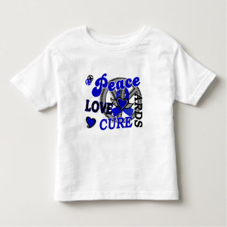 Peace Love Cure 2 ARDS Toddler T-shirt