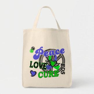Peace Love Cure 2 EDS Bag