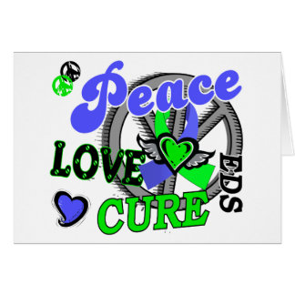 Peace Love Cure 2 EDS Card