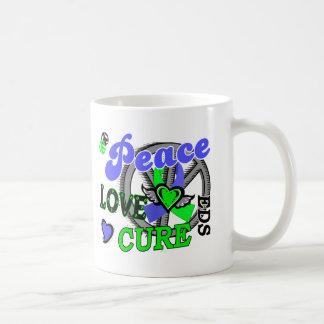 Peace Love Cure 2 EDS Coffee Mug