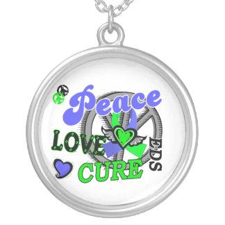 Peace Love Cure 2 EDS Custom Jewelry
