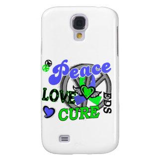 Peace Love Cure 2 EDS Samsung Galaxy S4 Case