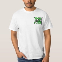 Peace Love Cure 2 Gastroparesis T-Shirt