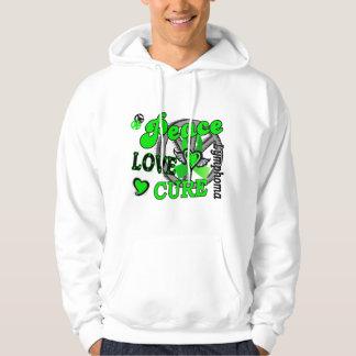 Peace Love Cure 2 Lymphoma Sweatshirt