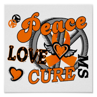 Peace Love Cure 2 MS Poster