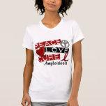 Peace Love Cure Amyloidosis Shirts