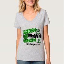 Peace Love Cure Gastroparesis T-Shirt
