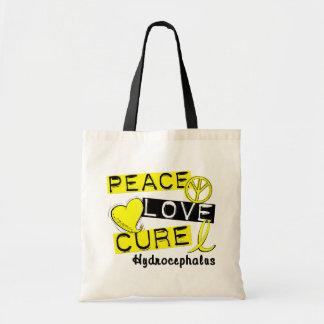 Peace Love Cure Hydrocephalus Bag