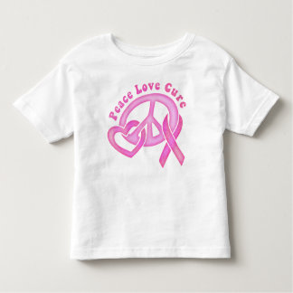Peace Love Cure Shirt