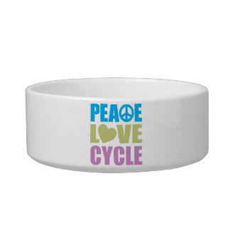 Peace Love Cycle Bowl