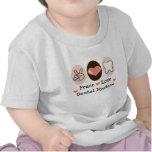 Peace Love Dental Hygiene Infant T shirt
