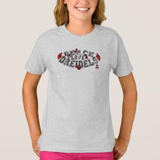 Peace, Love & Dreidels T-Shirt