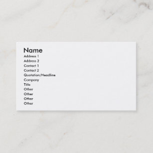 Drywall Business Cards Zazzle