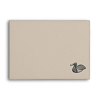 Peace, Love, Ducks Envelopes