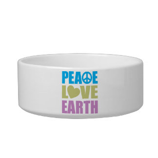 Peace Love Earth Bowl