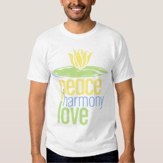 Peace Love Edun Live Toddler T-shirt