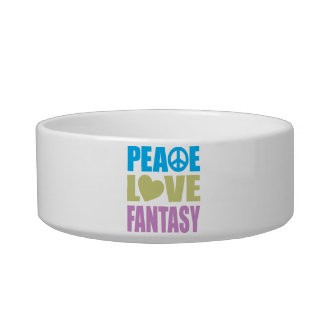 Peace Love Fantasy Bowl