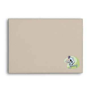 Peace, Love, Fencing Envelopes
