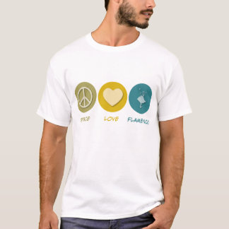 Peace Love Flamenco T-Shirt