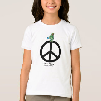 Peace & Love Foest Monkey T-Shirt