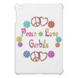PEACE LOVE GERBILS COVER FOR THE iPad MINI