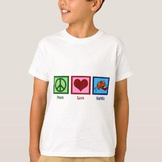 Peace Love Gerbils T-Shirt