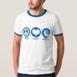 Peace Love Greece Shirt