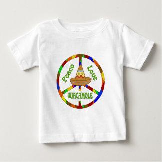Peace Love Guacamole T Shirt