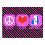 Peace Love Guatemala Postcards