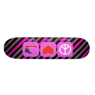 Peace Love Haiti Skate Board Deck
