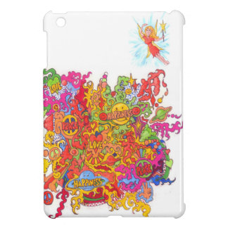 Peace, Love, Happiness and a Fairy Case For The iPad Mini