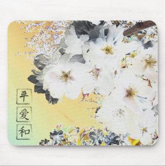 Peace Love Harmony Mousepad Mouse Pad