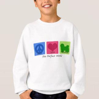 Peace Love Havanese Sweatshirt