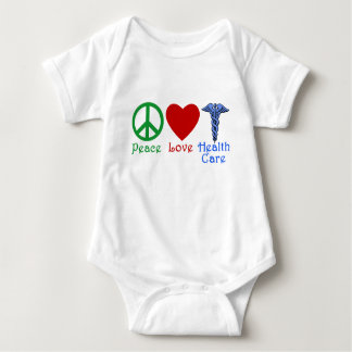 Peace Love Healthcare Products Baby Bodysuit