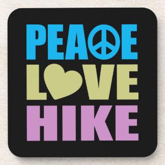Peace Love Hike Coaster