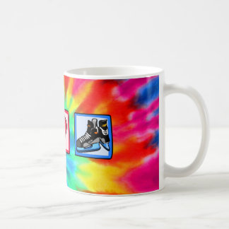 Peace, Love, Hockey Mugs