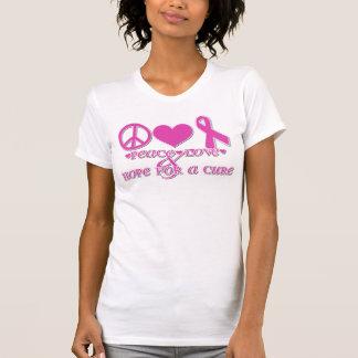 Peace, Love, Hope T Shirts