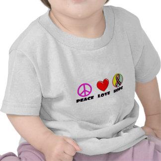 Peace Love Hope Shirts