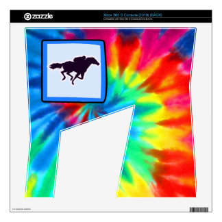 Peace, Love, Horse Racing Skins For Xbox 360 S