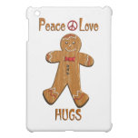 Peace Love Hugs iPad Mini Covers