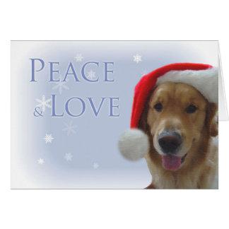 Peace & Love II Greeting Card