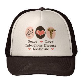 Peace Love Infectious Disease Medicine Hat