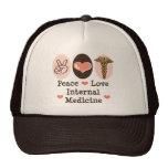 Peace Love Internal Medicine Hat