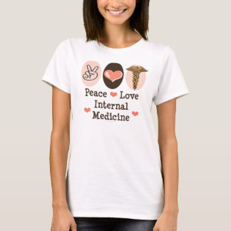 Peace Love Internal Medicine Tank Top