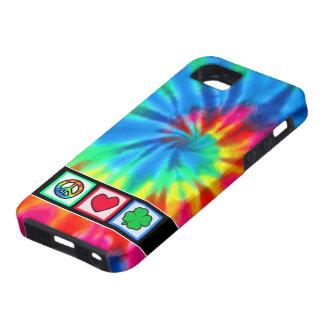 Peace, Love, Irish iPhone SE/5/5s Case