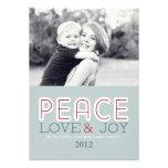 Peace Love & Joy Cards