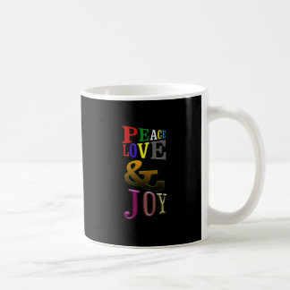 Peace-love-Joy Coffee Mug