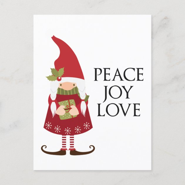 Snowman Love Peace Joy Winter Christmas Kitchen Decorator Towel Set of 2