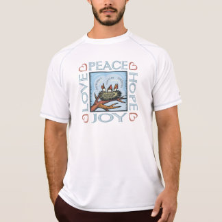 Peace,Love,Joy,Hope T-shirt